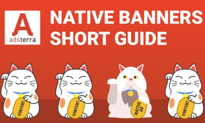 Native Banners. Short guide